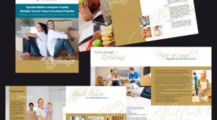 Home Builders Brochure